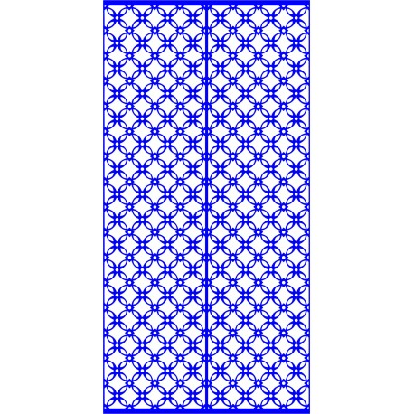 Cnc Panel Laser Cut Pattern File cn-l60 Free CDR Vectors Art