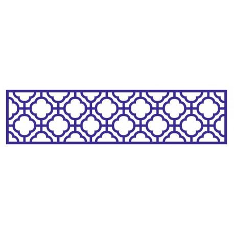 Cnc Panel Laser Cut Pattern File cn-l47 Free CDR Vectors Art