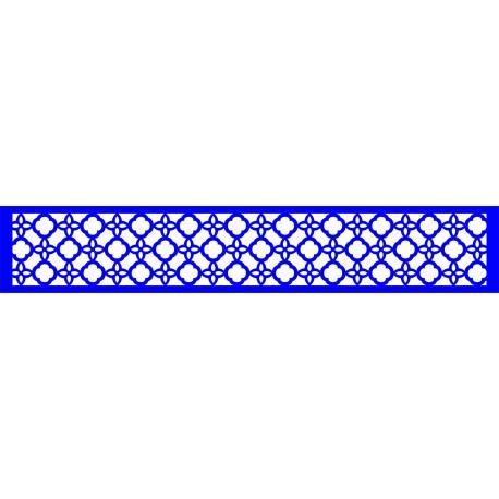 Cnc Panel Laser Cut Pattern File cn-l2 Free CDR Vectors Art