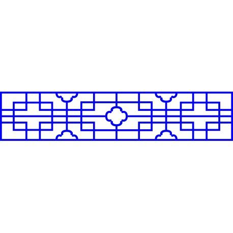 Cnc Panel Laser Cut Pattern File cn-l1 Free CDR Vectors Art