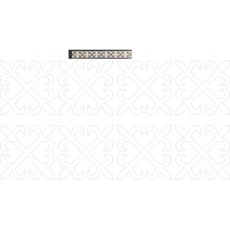 Cnc Panel Laser Cut Pattern File cn-h370 Free CDR Vectors Art