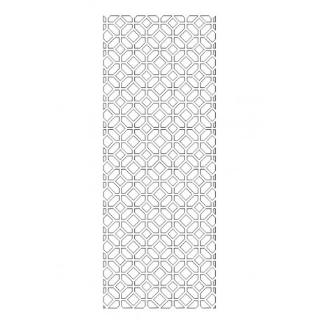 Cnc Panel Laser Cut Pattern File cn-h359 Free CDR Vectors Art