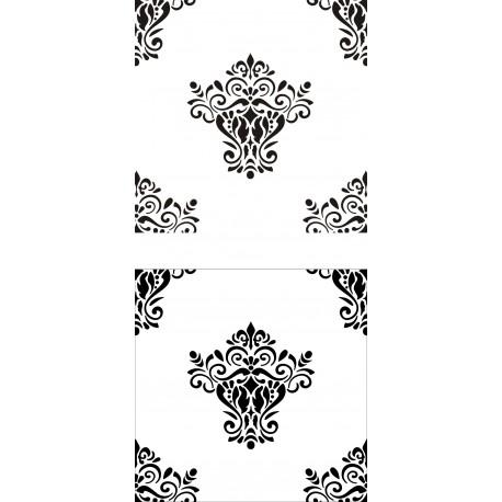 Cnc Panel Laser Cut Pattern File cn-h357 Free CDR Vectors Art