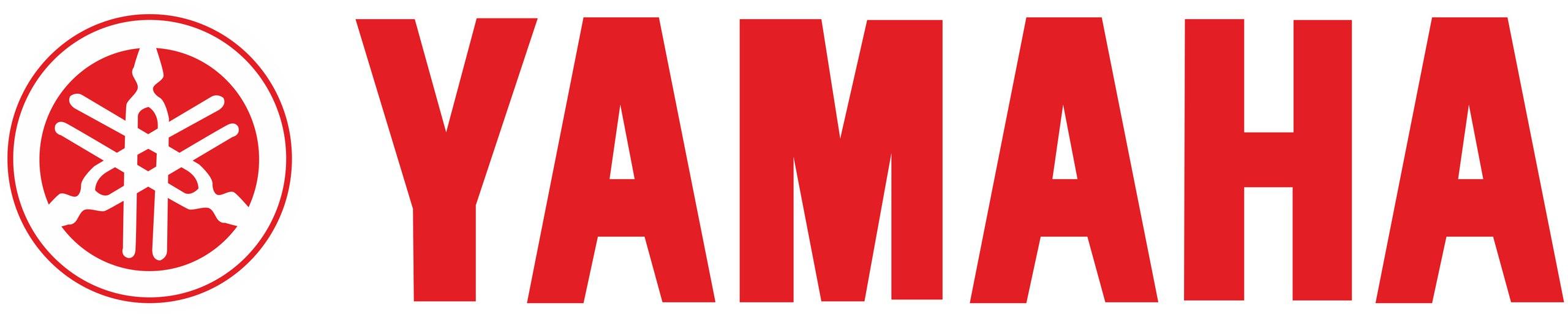 Yamaha Logo Design Free CDR Vectors Art