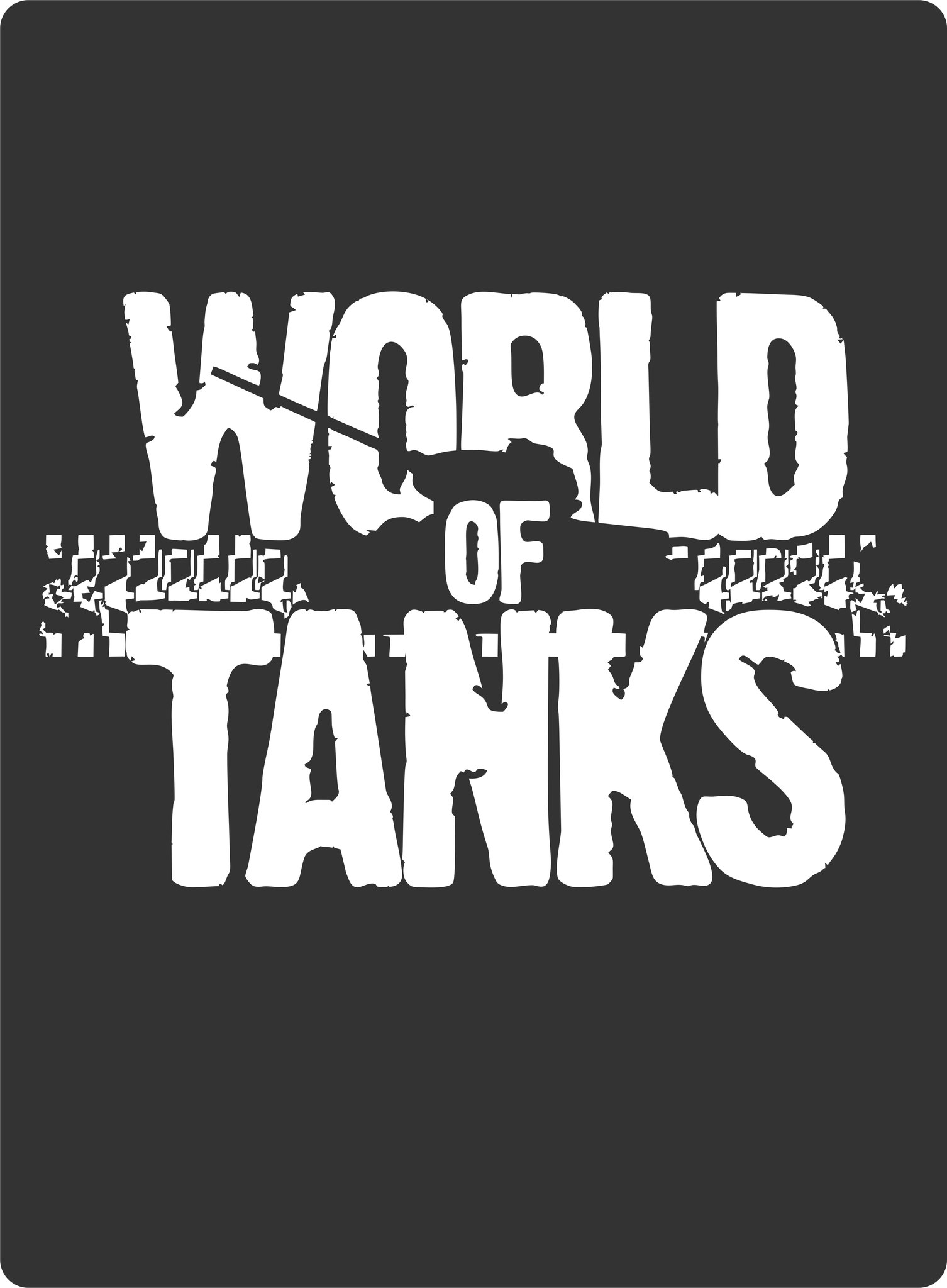 World Of Tanks Stencil Free CDR Vectors Art