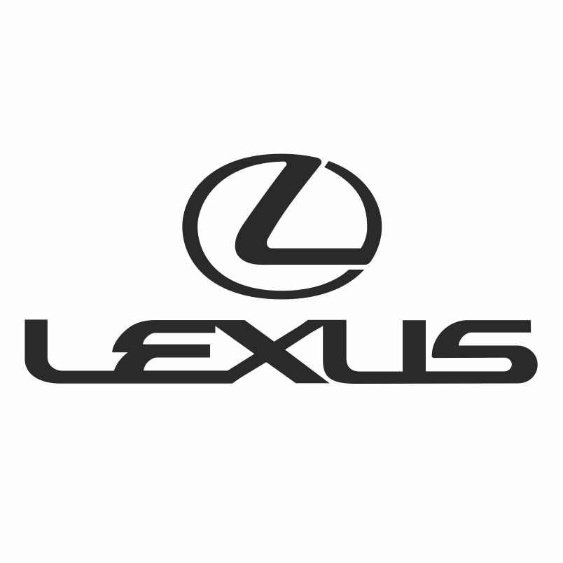Lexus Logo Design Free CDR Vectors Art