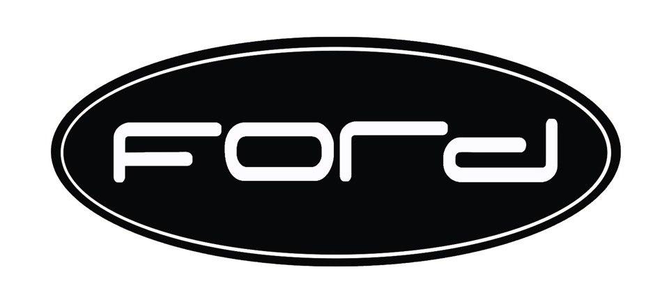 Ford Logo Design Free CDR Vectors Art
