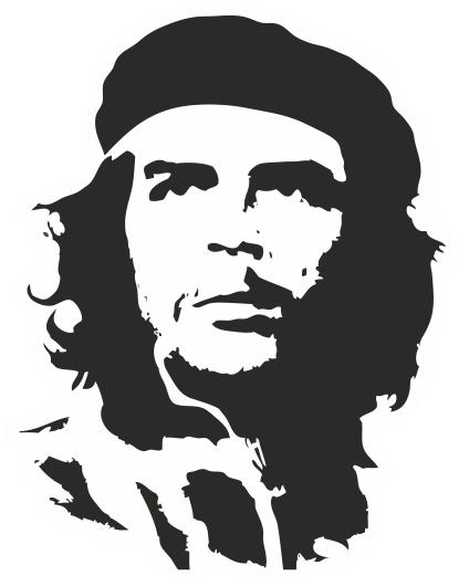Ernesto Che Guevara Free CDR Vectors Art