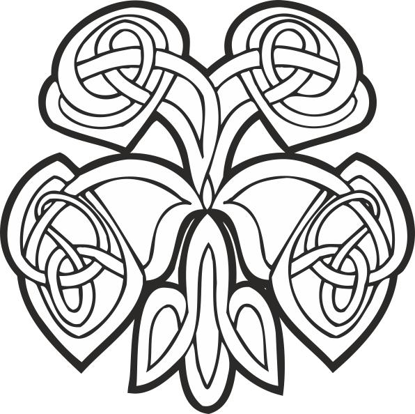 Celt Knot Free CDR Vectors Art