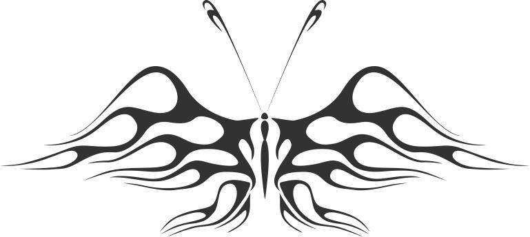 Butterfly Vector Illustration Free CDR Vectors Art