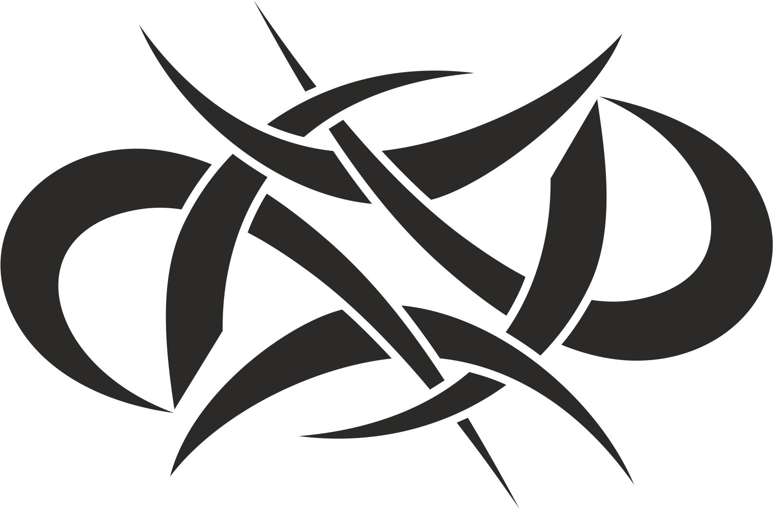 Abstract Tattoo Tribal Design Free CDR Vectors Art