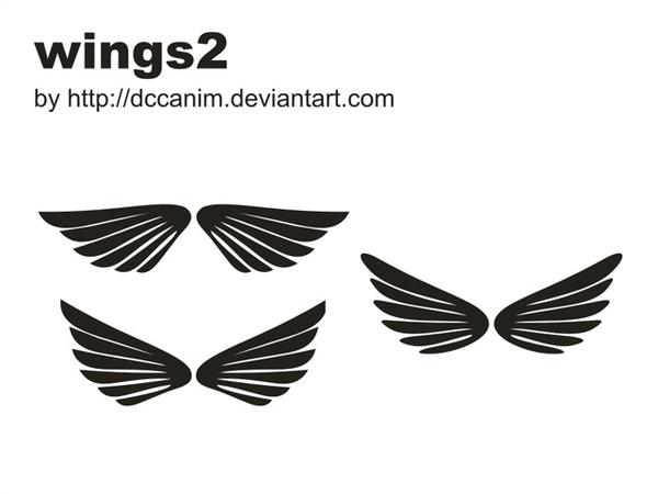 Dccanim Wings -226907 Free CDR Vectors Art