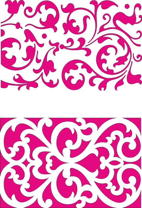 镂空宝典-b (67) Free CDR Vectors Art
