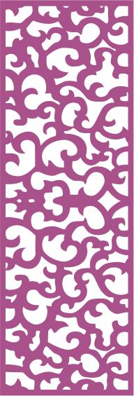Screen 2D Pattern For Laser Free CDR Vectors Art