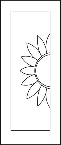 Door Panel Design s-004 Free CDR Vectors Art