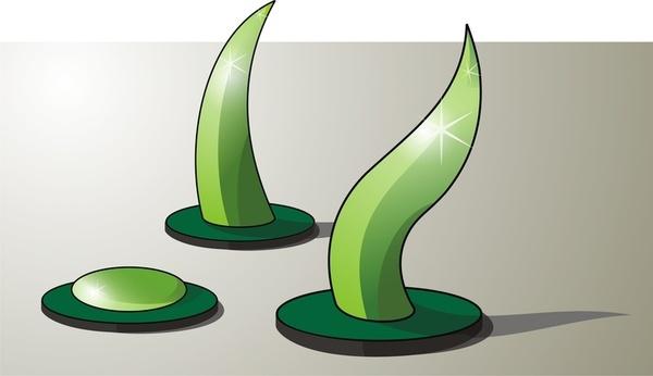 Horn #1 Free CDR Vectors Art