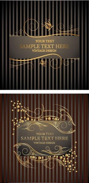 European pattern background-01181690 Free CDR Vectors Art