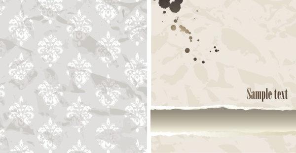 Pattern wallpaper background-01181852 Free CDR Vectors Art