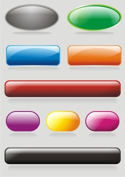 Free 3D Icons and badges Free CDR Vectors Art
