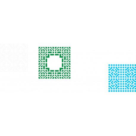 Cnc Panel Laser Cut Pattern File cn-h315 Free CDR Vectors Art