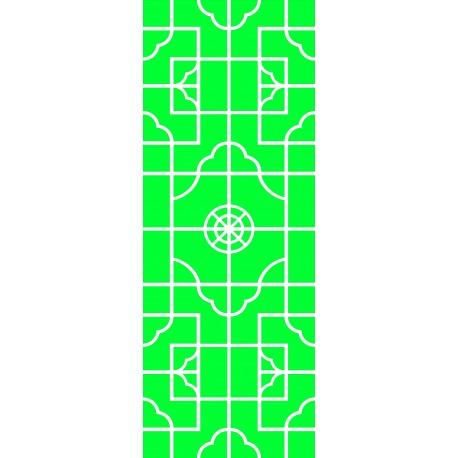 Cnc Panel Laser Cut Pattern File cn-h314 Free CDR Vectors Art