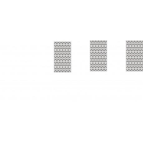 Cnc Panel Laser Cut Pattern File cn-h307 Free CDR Vectors Art