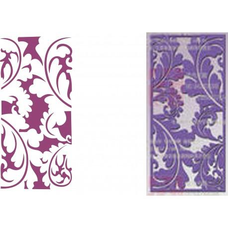 Cnc Panel Laser Cut Pattern File cn-h306 Free CDR Vectors Art