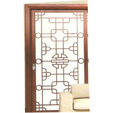 Cnc Panel Laser Cut Pattern File cn-h205 Free CDR Vectors Art