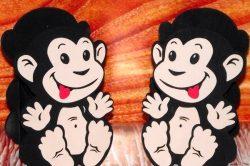 Monkey Pencil Box File Download For Cnc Cut Free CDR Vectors Art