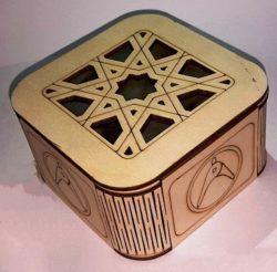 Art Box File Download For Laser Cut Free CDR Vectors Art