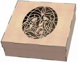 Parents Gift Box File Download For Laser Cut Plasma Free CDR Vectors Art