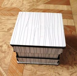 Watch Box File Download For Laser Cut Free CDR Vectors Art