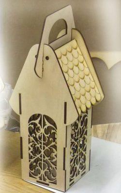 Wooden Storage Box File Download For Laser Cut Cnc Free CDR Vectors Art