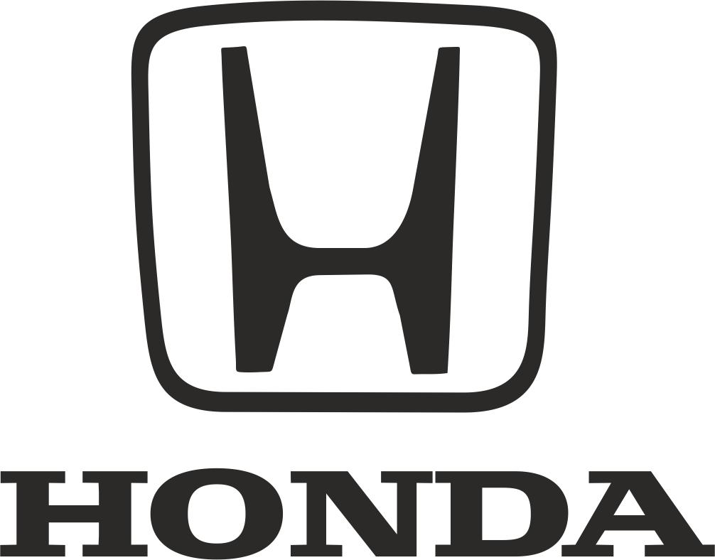 Honda Logo File Free CDR Vectors Art