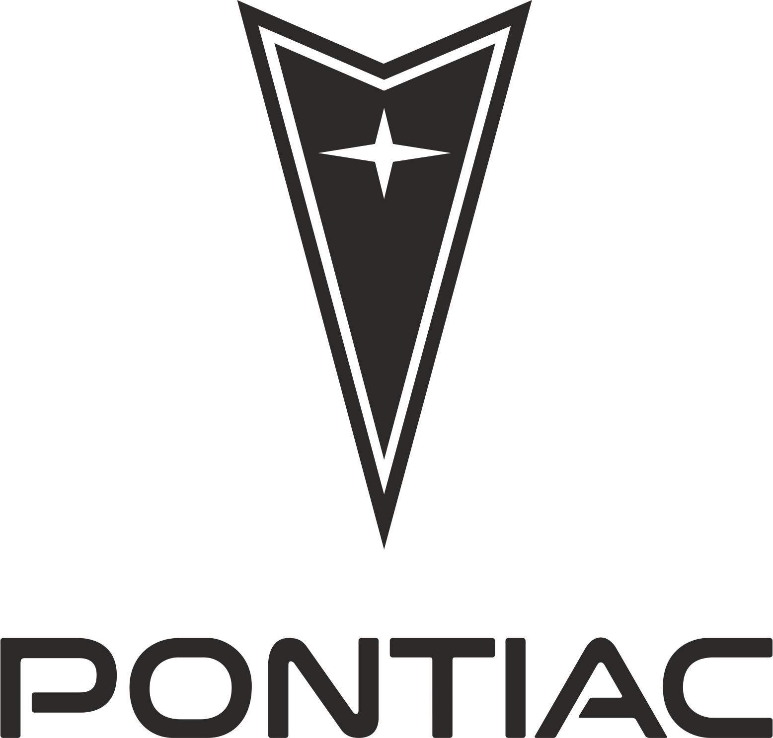 Pontiac Logo File Free CDR Vectors Art