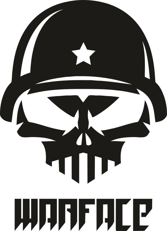 Warface Dj Logo File Free CDR Vectors Art