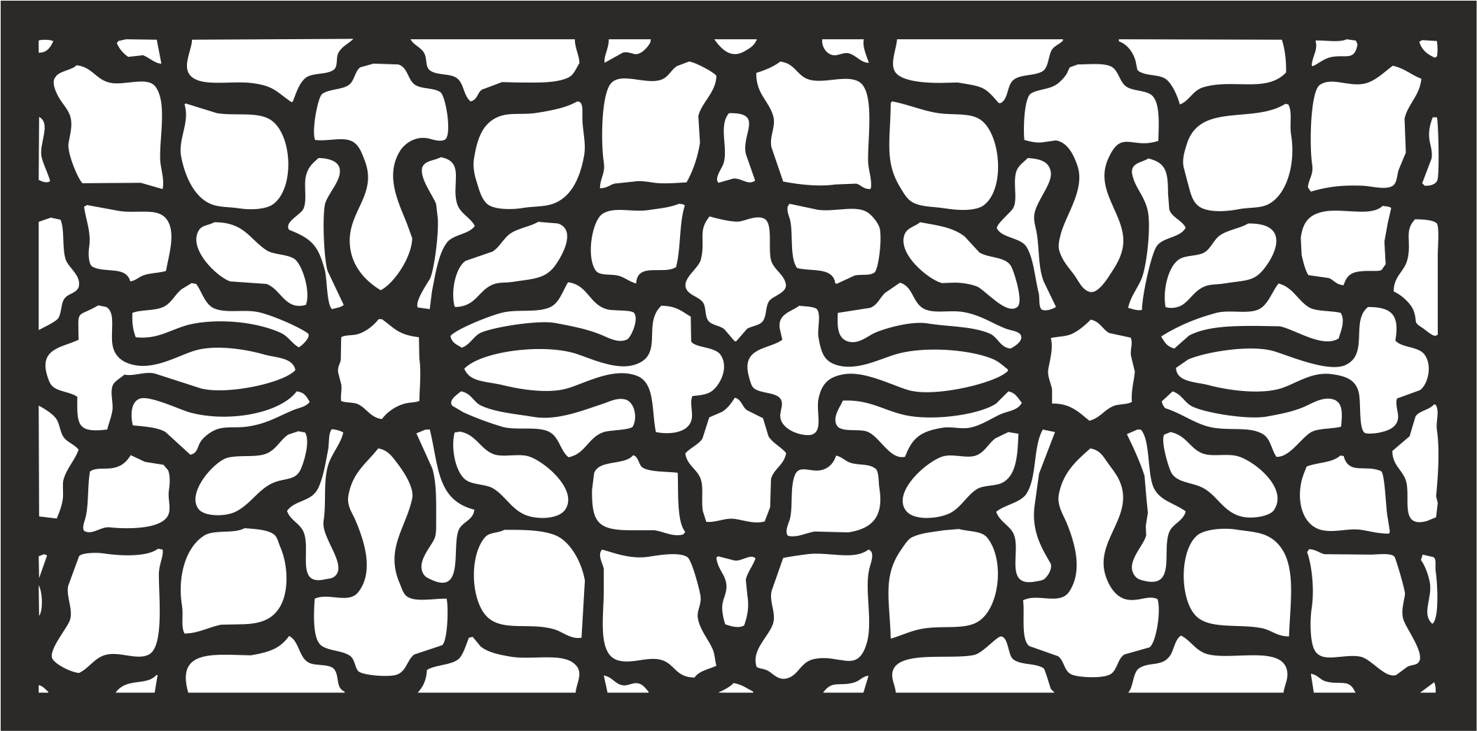 Abstract Laser Cut Pattern Background File Free CDR Vectors Art