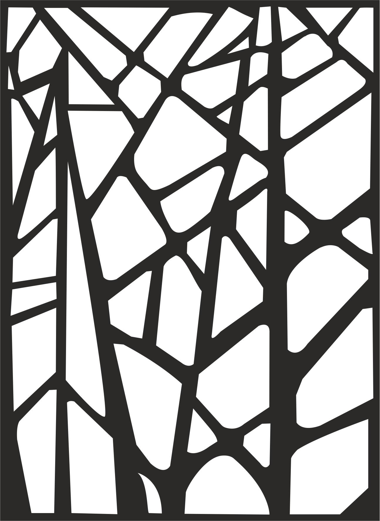 Decorative Screen Design File Free CDR Vectors Art