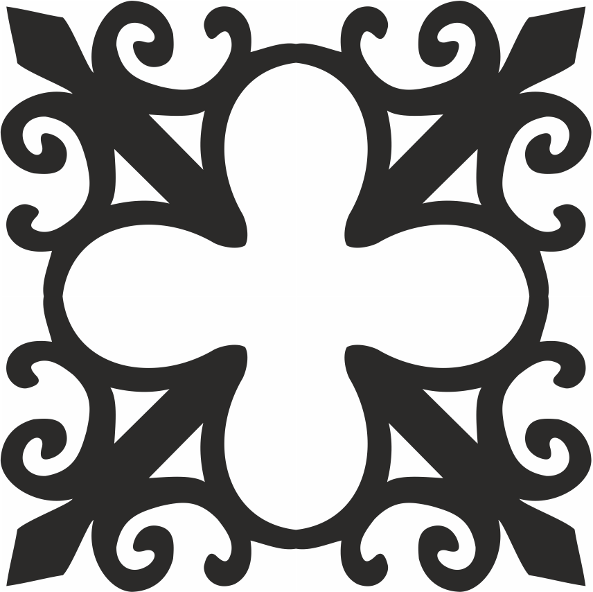 Grill Design Pattern File Free CDR Vectors Art