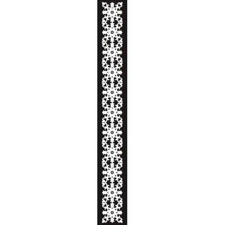 Cnc Panel Laser Cut Pattern File cn-h140 Free CDR Vectors Art