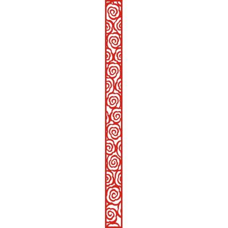 Cnc Panel Laser Cut Pattern File cn-h0106 Free CDR Vectors Art