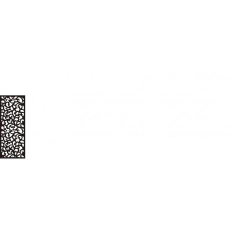 Cnc Panel Laser Cut Pattern File cn-h0102 Free CDR Vectors Art