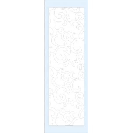 Cnc Panel Laser Cut Pattern File cn-h042 Free CDR Vectors Art