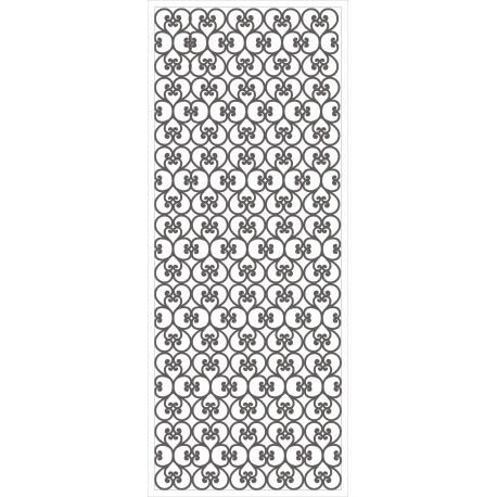 Cnc Panel Laser Cut Pattern File cn-h038 Free CDR Vectors Art