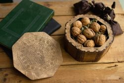 Chestnut Box Download For Laser Cut Free DXF File