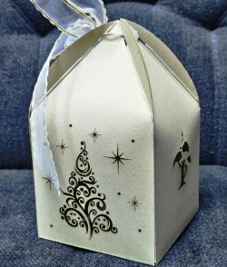 Gift Box File Download For Laser Cut Cnc Free DXF File