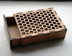Cards Box Download For Laser Cut Free DXF File