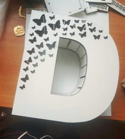 d-shaped Box Download For Laser Cut Free DXF File