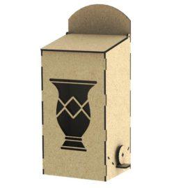 Box Erba Mate Download For Laser Cut Free DXF File