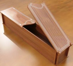 Wooden Box Download For Laser Cut Cnc Free DXF File